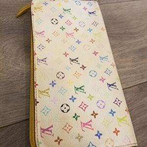 Louis Vuitton Multicolored Insolite Wallet